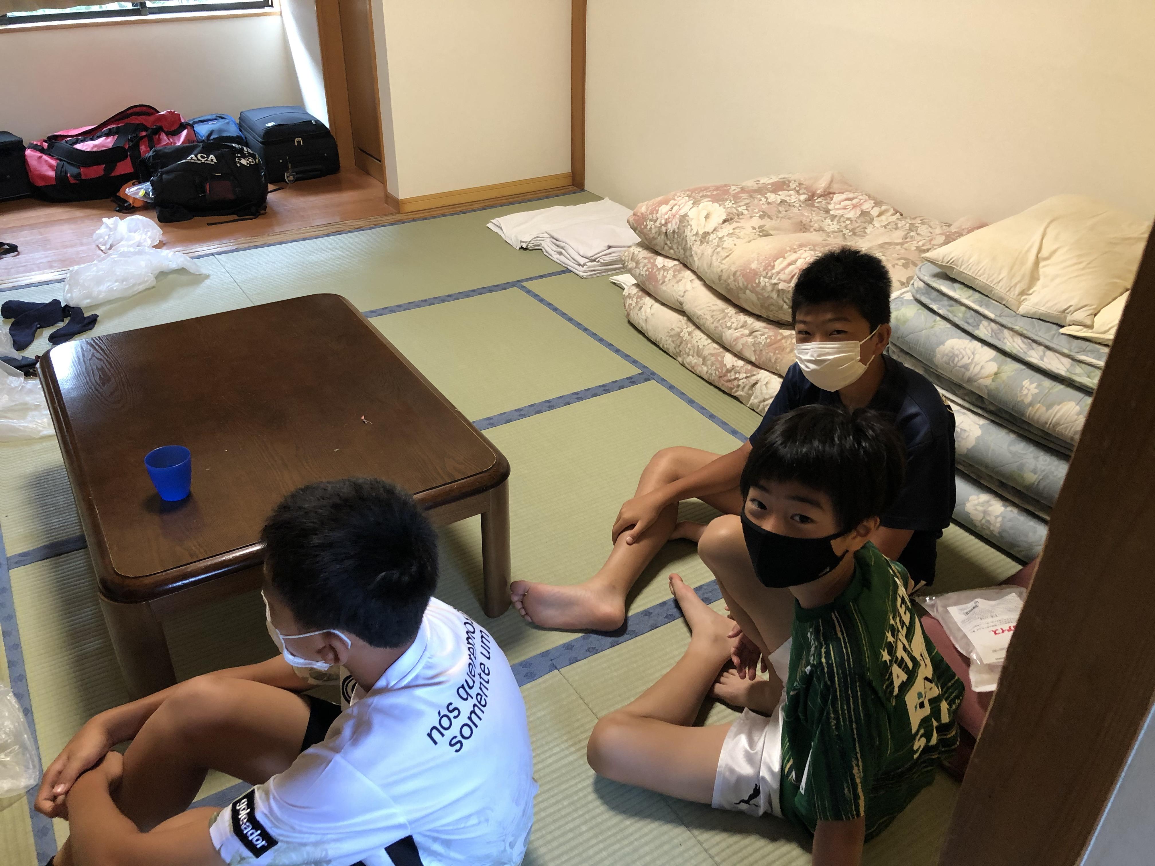 U15 合宿  8/5(月) u15草津合宿⑧ オフショット ブログ 海老名 ...